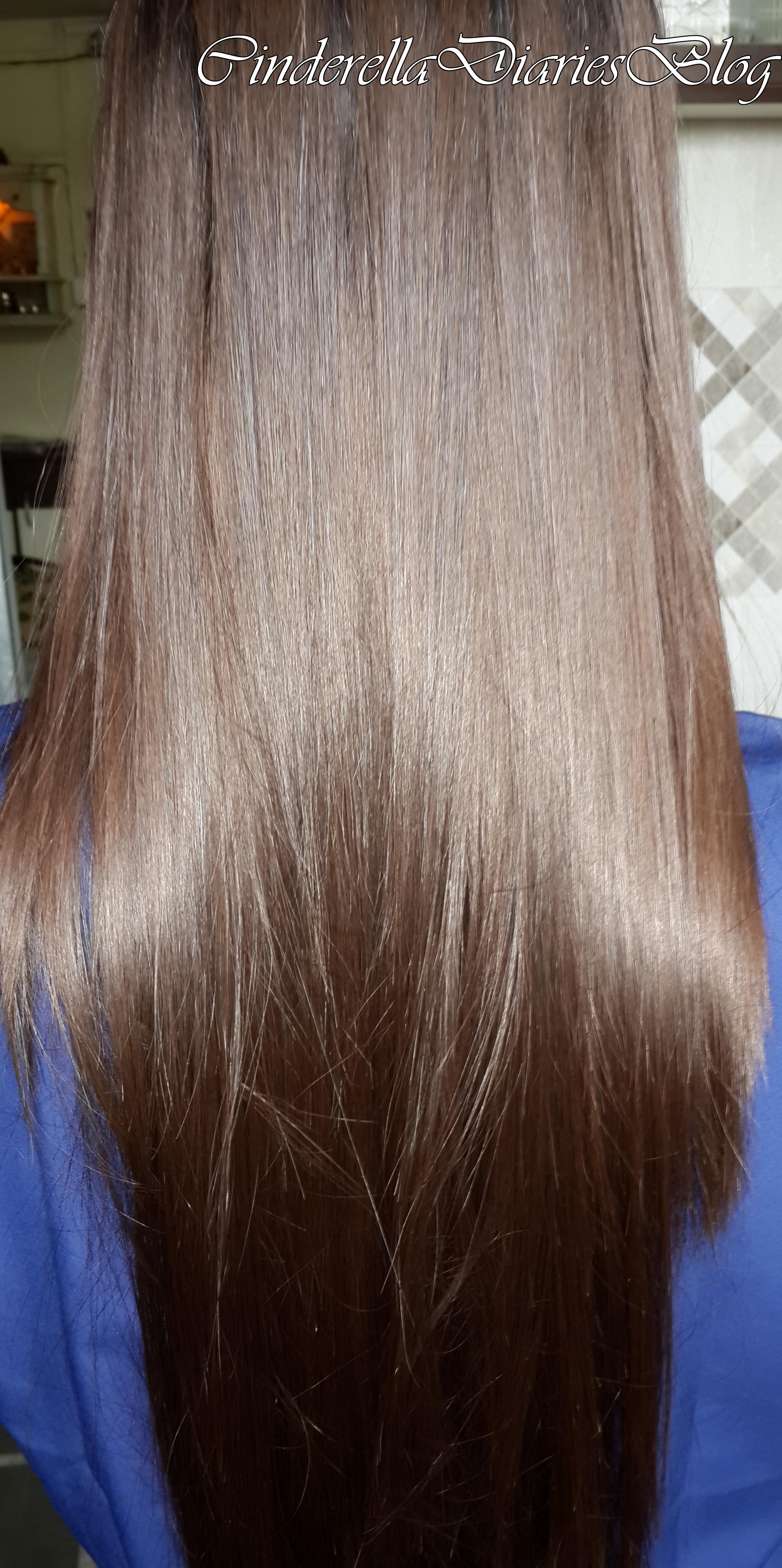 Godrej Nupur Coconut Henna Creme Hair Color Review Cinderella