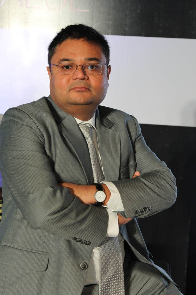 Mr.Amit Dutta ,Joint Managing Director, LuxeHues.com