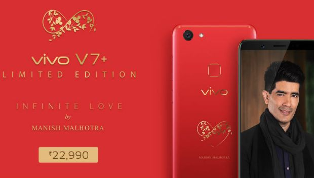 Vivo-v7-Red